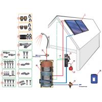 Гелиосистема HUCH ENTEC FKF-2-200