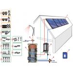 Гелиосистема HUCH ENTEC FKF-5-500 Drain Back