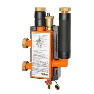 Гидравлический разделитель (гидрострелка) MHK DN25, мощность до 85 кВт