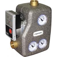 Термосмесительная регулирующая станция A-MIX T=55ºС