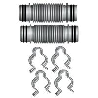 Комплект гибких соединителей Ду22мм
