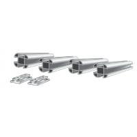 Дополнительный комплект алюминиевых реек для монтажа последнего вертикального коллектора