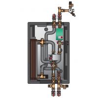 Насосная группа XL H-WTC 30 с теплообменником 27 кВт (1-13 л/мин)