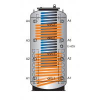 Комбинированная буферная емкость SKSW-2 600