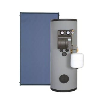 Гелиосистема Hummel HSW 2-300 готовый комплект для горячего водоснабжения