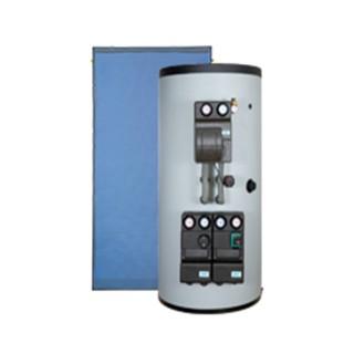 Гелиопакет Hummel HSH 5-800 готовый комплект для поддержки отопления и горячего водоснабжения