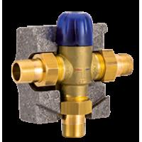 Термостатический смеситель 35-70ºC 2.1 Kvs