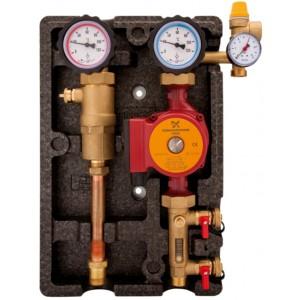 Гелиосистема Hummel HSW 3-400 готовый комплект для горячего водоснабжения