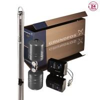 Насос скваженный Grundfos SQE 2-55 комплект с кабелем 40м