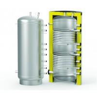 Бойлер косвенного нагрева S-Tank Solar Duo 200 литров