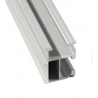 Профиль для крепления солнечных модулей алюминиевый (длина 2,1м)