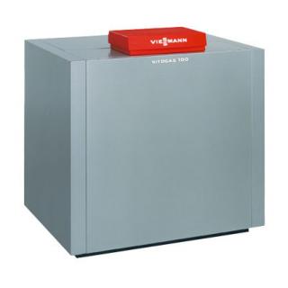Отопительный газовый атмосферный котел Viessmann Vitogas 100-F 132 тип GS1D